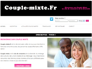 couples mixtes
